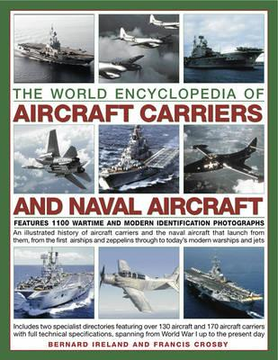 World Encyclopedia of Aircraft Carriers and Naval Aircraft (BOK)