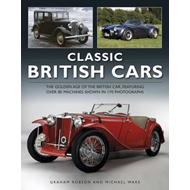 Produktbilde for Classic British Cars (BOK)