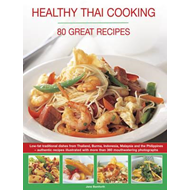 Healthy Thai Cooking (BOK)
