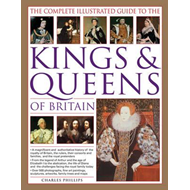 Produktbilde for Complete Illustrated Guide to the Kings & Queens of Britain (BOK)
