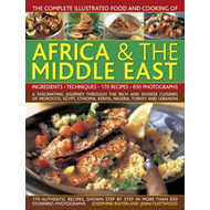 Comp Illus Food & Cooking of Africa and Middle East (BOK)