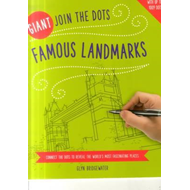 Giant Join the Dots: Famous Landmarks (BOK)
