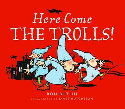 Here Come the Trolls (BOK)