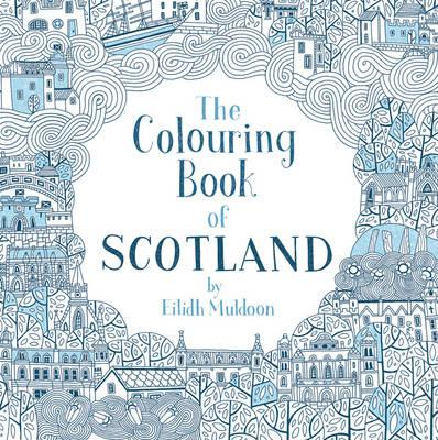 Colouring Book of Scotland (BOK)