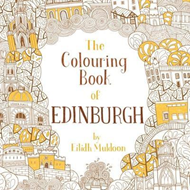 Colouring Book of Edinburgh (BOK)