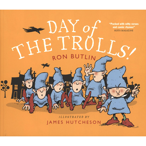 Day of the Trolls (BOK)