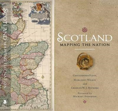 Scotland: Mapping the Nation (BOK)