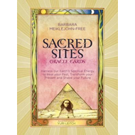 Sacred Sites Oracle Cards: Harness our Earth's Spiritual Ene (BOK)