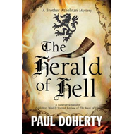 Herald of Hell: A Brother Athelstan Novel of Medieval London (BOK)
