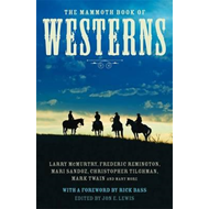 Mammoth Book of Westerns (BOK)