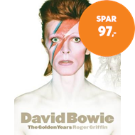 Produktbilde for David Bowie: The Golden Years (BOK)
