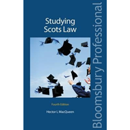 Studying Scots Law (BOK)