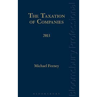 Taxation of Companies 2013 (BOK)