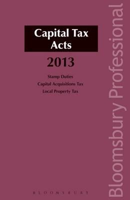 Capital Tax Acts (BOK)