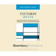 Tax Tables: 2013/14 (BOK)