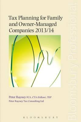 Tax Planning for Family and Owner-Managed Companies 2013/14 (BOK)