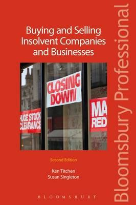Buying and Selling Insolvent Companies and Businesses (BOK)