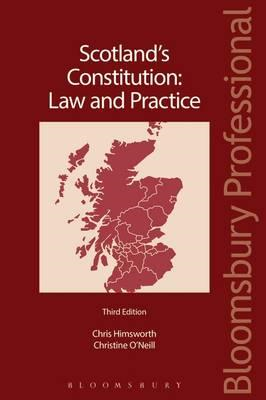 Scotland's Constitution: Law and Practice (BOK)