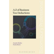 A-Z of Business Tax Deductions (BOK)