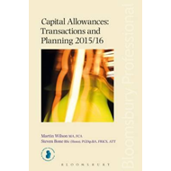 Capital Allowances: Transactions and Planning (BOK)