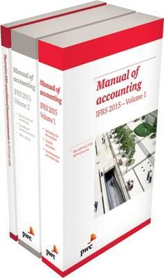 Manual of Accounting IFRS 2015 Pack (BOK)