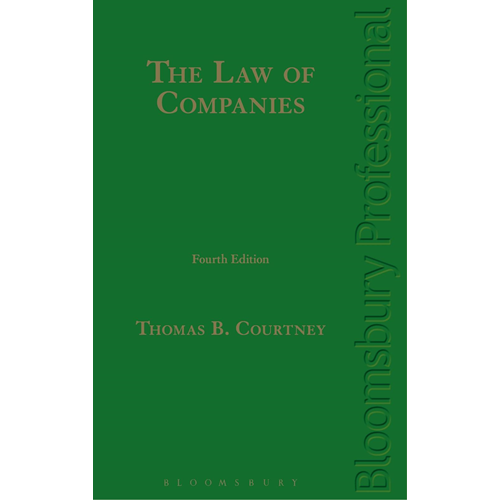 Law of Companies (BOK)