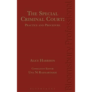 Special Criminal Court: Practice and Procedure (BOK)