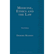 Medicine, Ethics and the Law (BOK)