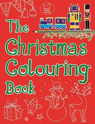 Christmas Colouring Book (BOK)