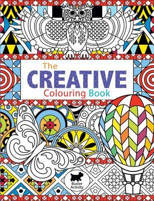 Creative Colouring Book (BOK)