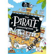 Pirate Colouring Book (BOK)
