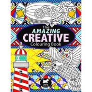 Amazing Creative Colouring Book (BOK)