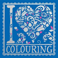 I Heart Colouring (BOK)