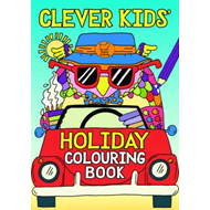 Clever Kids' Holiday Colouring Book (BOK)