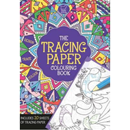 Produktbilde for Tracing Paper Colouring Book (BOK)