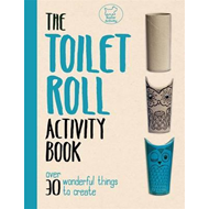 Toilet Roll Activity Book (BOK)