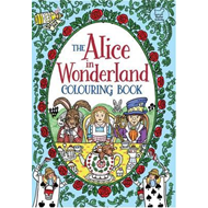 Alice in Wonderland Colouring Book (BOK)
