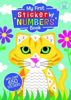 My First Sticker By Numbers Book (BOK)
