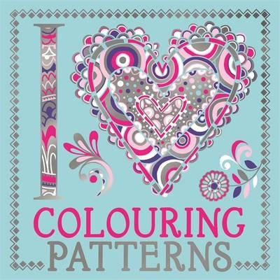I Heart Colouring Patterns (BOK)