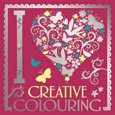 I Heart Creative Colouring (BOK)
