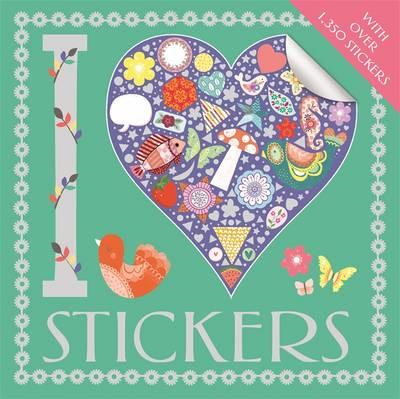I Heart Stickers (BOK)