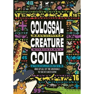 Produktbilde for Colossal Creature Count (BOK)