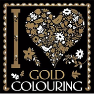 I Heart Gold Colouring (BOK)