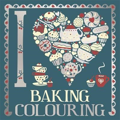 I Heart Baking Colouring (BOK)