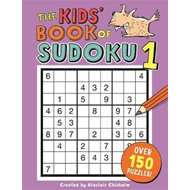 Kids' Book of Sudoku 1 (BOK)