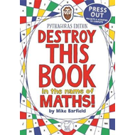 Destroy This Book in the Name of Maths: Pythagoras Edition (BOK)