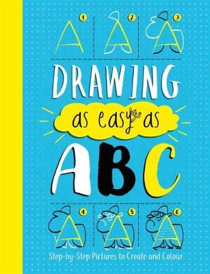 Drawing As Easy As ABC (BOK)