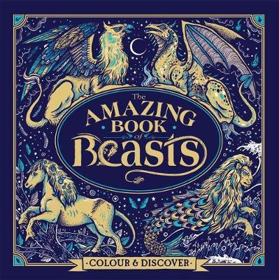 Amazing Book of Beasts (BOK)