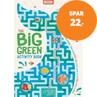 Produktbilde for The Big Green Activity Book - Fun, Fact-filled Eco Puzzles for Kids to Complete (BOK)