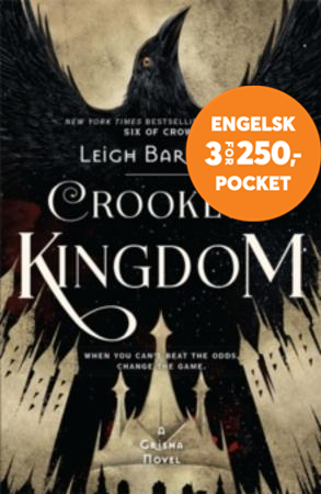 Crooked Kingdom (Six of Crows Book 2) (BOK)